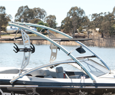 Reborn Propel Wakeboard Tower Polished