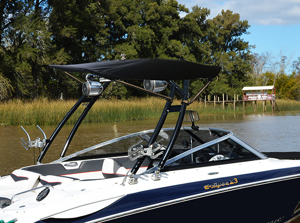 Reborn Launch Tower Pkg W Optional Pro/Pro2/Pro3 Tower Bimini